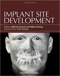 دانلود کتاب توسعه سایت ایمپلنت Implant Site Development 1 Ed