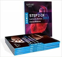 دانلود کتاب یادداشت های پزشکی آزمون USMLE گام 2 2017 CK کاپلان(5 جلدی) USMLE Step 2 CK Lecture Notes 2017: 5-Book Set