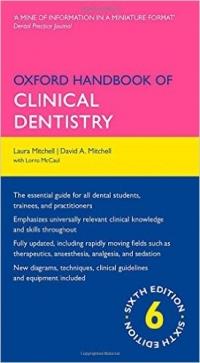دانلود رایگان کتاب آکسفورد  Oxford Handbook of Clinical Dentistry 6 ED