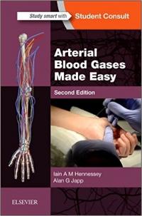 دانلود کتاب یادگیری آسان گازهای خون شریانی Arterial Blood Gases Made Easy 2ed