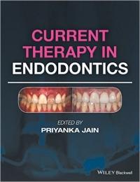 دانلود کتاب درمان کنونی در اندودانتیکس Current Therapy in Endodontics
