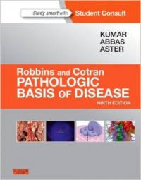 دانلود کتاب رابینز Robbins Pathologic Basis of Disease 9th Ed