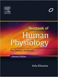 دانلود کتاب فیزیولوژی انسانی برای دانشجویان دندانپزشکیTextbook of Human Physiology for Dental Students