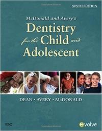 دانلود کتاب  McDonald and Avery Dentistry for the Child and Adolescent, 9 ed