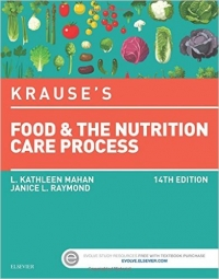 دانلود کتاب کراوس Krause's Food & the Nutrition Care Process, 14 ED