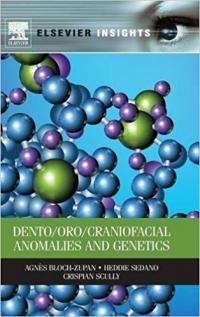 دانلود کتاب Dento/Oro/Craniofacial Anomalies and Genetics