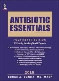 دانلود کتاب ضروریات آنتی بیوتیکAntibiotic Essentials 14 ED