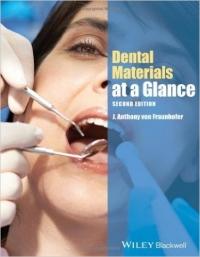 دانلود رایگان کتاب وان فرانهافر Dental Materials at a Glance 2nd Edition by von Fraunhofer