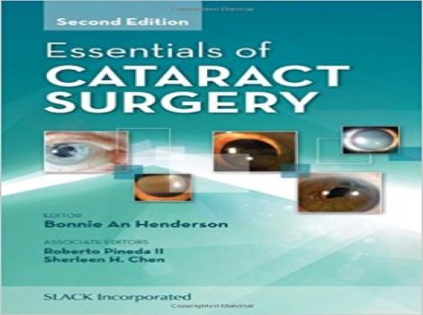 دانلود کتاب ضروریات جراحی کاتاراکت Essentials of Cataract Surgery 2ED-2014