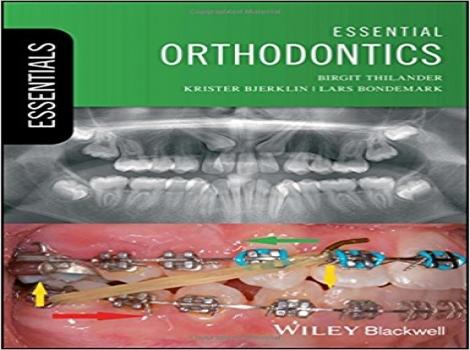 دانلود کتاب ضروریات ارتودنسی 2018- Essential Orthodontics 1ED