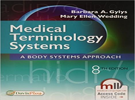 دانلود کتاب اصطلاحات پزشکی سیستم ها: رویکرد سیستم های بدن Medical Terminology Systems: A Body Systems Approach