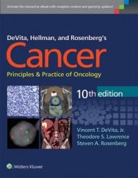 کتاب Cancer Principles and Practice of Oncology -DeVita, Hellman, and Rosenberg's Cancer: Principles & Practice of Oncology, 10e  ویرایش دهم