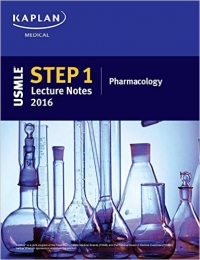 دانلود کتاب کاپلانUSMLE Step 1 Lecture Notes 2016: Pharmacology