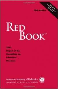 کتاب قرمز  Red Book 2012: 2012 Report of the Committee on Infectious Diseases (Red Book Report of the Committee on Infectious Diseases) ویرایش بیست و نهم
