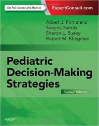 دانلود کتاب استراتژی ها و تصمیم گیری کودکان  Pediatric Decision-Making Strategies-2ED