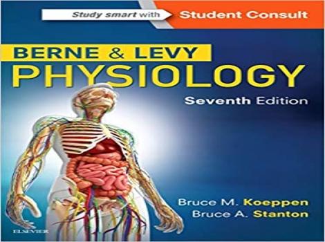 دانلود کتاب فیزیولوژی برن و لوی 2018 Berne & Levy Physiology 7 ED ویرایش هفتم 2018