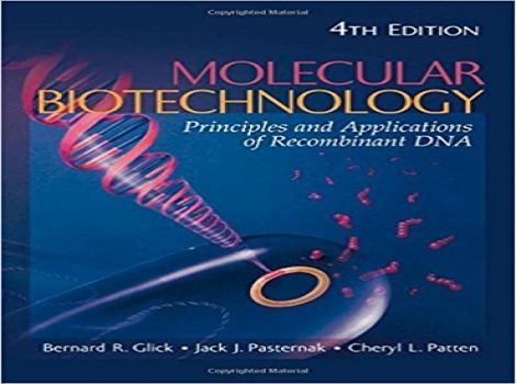 دانلود رایگان کتاب الکترونیکی بیوتکنولوژی مولکولیMolecular Biotechnology 4ED