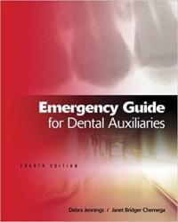 دانلود کتاب Emergency Guide for Dental Auxiliaries 4 ED