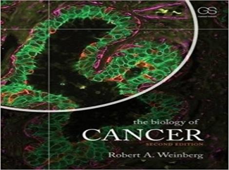 دانلود کتاب بیولوژی سرطان واینبرگ 2014 The Biology of Cancer 2 ED ویرایش دوم 2014