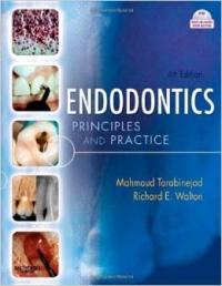 دانلود رایگان کتاب Endodontics Principles and Practice, 4e