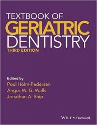 دانلود کتاب دندانپزشکی سالمندان Textbook of Geriatric Dentistry 3 ED