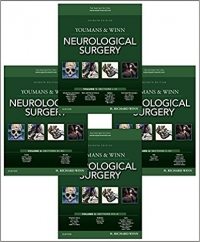 دانلود کتاب جراحی مغز و اعصاب یومانس و وین (۴ جلدی، ویرایش هفتم) Youmans and Winn Neurological Surgery, 4-Volume Set, 7ED