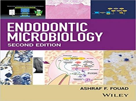 دانلود کتاب میکروبیولوژی اندودنتیکس Endodontic Microbiology 2 ED 2017 ویرایش دوم 2017