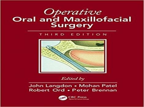 دانلود کتاب عمل جراحی دهان و فک و صورت Operative Oral and Maxillofacial Surgery (Rob & Smith's Operative Surgery Series) ,3ED