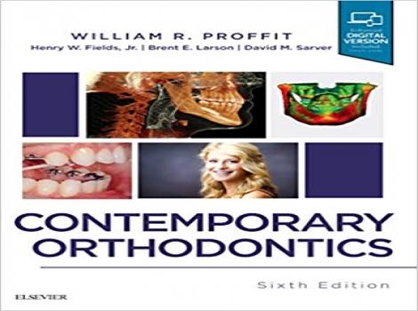 دانلود کتاب ارتودنسی نوین پروفیت 2019 Proffit- Contemporary Orthodontics 6 ED