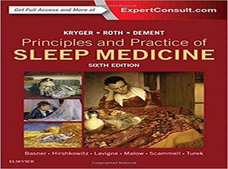 Principles and Practice of Sleep Medicine, 6e خواب
