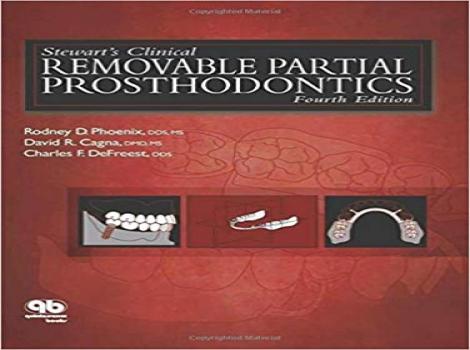 دانلود کتاب پروتز پارسیل متحرک استوارت Stewart's Clinical Removable Partial Prosthodontics 4ED