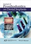دانلود کتاب ژورنال پروتزهای دندانی در ایمپلنت های دندانی