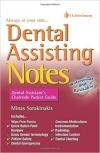 دانلود کتاب Dental Assisting Notes: Dental Assistant's Chairside Pocket Guide