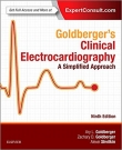 دانلود کتاب الکتروکاردیوگرافی بالینی گلدبرگر: رویکرد ساده Goldberger's Clinical Electrocardiography: A Simplified Approach, 9ED
