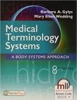 دانلود کتاب اصطلاحات پزشکی سیستم ها: رویکرد سیستم های بدن Medical Terminology Systems: A Body Systems Approach 8 ED