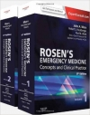 دانلود کتاب  Rosen's Emergency Medicine - Concepts and Clinical Practice 8 Edation
