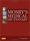 دانلود کتاب دیکشنری پزشکی موزبی Mosby's Medical Dictionary, 9e