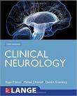 دانلود کتاب نورولوژی بالینی لانگه امینوف 2018 Lange Clinical Neurology 10 ED