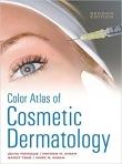 دانلود کتاب اطلس رنگی درماتولوژی زیبایی Color Atlas of Cosmetic Dermatology, 2ed