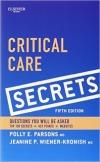 دانلود کتاب اسرار مراقبتهای ویژه  Critical Care Secrets, 5ed