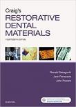 دانلود کتاب مواد دندانی ترمیمی کریگ ۲۰۱۹ Craig's Restorative Dental Materials 14 ED