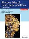 دانلود کتاب اطلس سر،گردن،و مغز روتونRhoton's Atlas of Head, Neck, and Brain