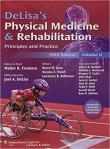 دانلود کتاب طب فیزیکی و توانبخشی دلیزا DeLisa's Physical Medicine and Rehabilitation 5ED