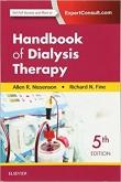 دانلود کتاب راهنمای دیالیز درمانی (ویرایش ۲۰۱۷) Handbook of Dialysis Therapy, 5ED
