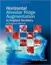 دانلود کتاب تقویت ریج آلوئولار افقی در ایمپلنت Horizontal Alveolar Ridge Augmentation in Implant Dentistry