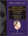 دانلود کتاب جراحی دهان و فک و صورت فونسکا 3جلدی  Oral and Maxillofacial Surgery, 2nd Edition 3-Volume Set
