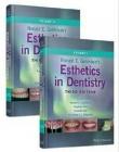 دانلود کتاب زیبایی در دندانپزشکی رونالد گلداشتاین(2 جلدی) 2018 Ronald E. Goldstein's Esthetics in Dentistry 3 ED