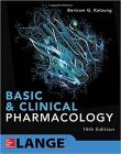 دانلود کتاب فارماکولوژی پایه و بالینی کاتزونگ(2018) Basic and Clinical Pharmacology 14ED