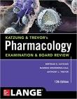 دانلود کتاب مرور آزمون و بورد فارماکولوژی کاتزونگ 2019 Katzung & Trevor's Pharmacology Examination and Board Review 12 ED