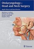 دانلود کتاب گوش و حلق و بینی – جراحی سر و گردن 2015 Otolaryngology - Head and Neck Surgery  1 ED